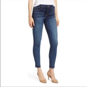Wit & Wisdom Luxe Touch High Waisted Skinny Jeans
